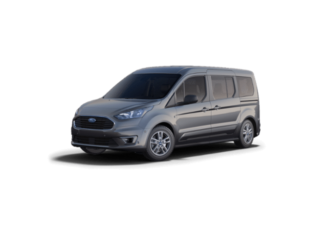 2019 Ford Transit Connect XLT w/Rear Liftgate Passenger  LWB Commercial-truck